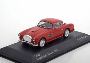 Talbot Lago 2500 Coupe 1955 Rood