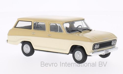 Chevrolet Veraneio 1965 Beige/Light Beige