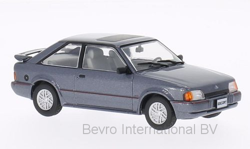 Ford Escort IV XR3i 1990 Grijs Metallic