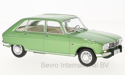 Renault 16 1965 Light Green Metallic