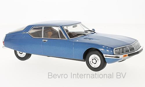 Citroen SM 1970 Blue Metallic - 1:24
