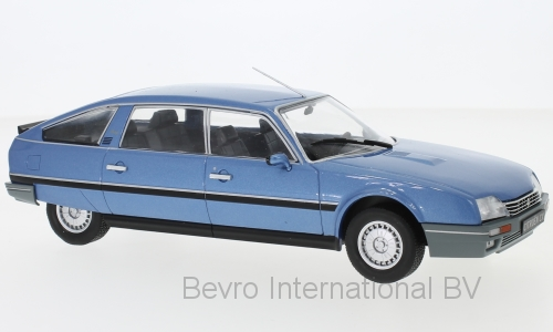 Citroen CX 2500 Prestige Phase 2 1986 Blue Metallic - 1:24