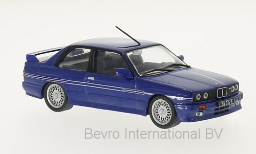 BMW-Alpina B6 3.5 S 1988 Blauw Metallic