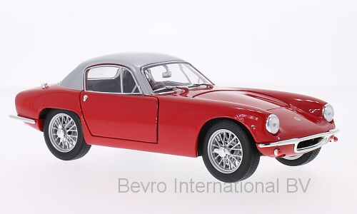 Lotus Elite RHD 1960 Red/Silver - 1:18
