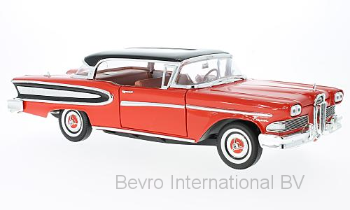 Ford Edsel Citation 1960 Rood/Zwart