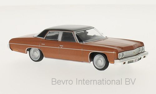 Chevrolet Bel Air 1973 Koper/Zwart Metallic
