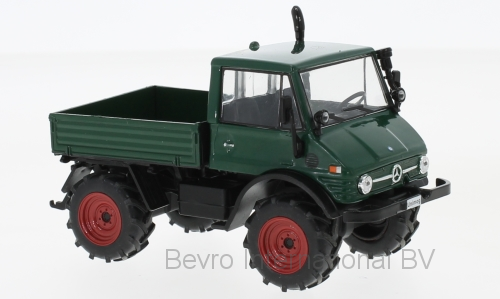 Mercedes-Benz Unimog 411 1956 Green