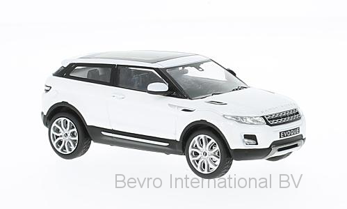 Range Rover Evoque Coupe 2011 Wit