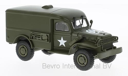 Dodge WC 54 1942 Olive Green