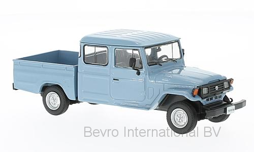 Toyota Landcruiser Bandeirante Pick Up 1976 Blauw