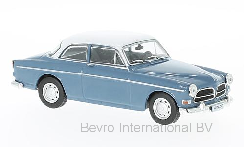 Volvo Amazon 130 1965 Blauw/Wit