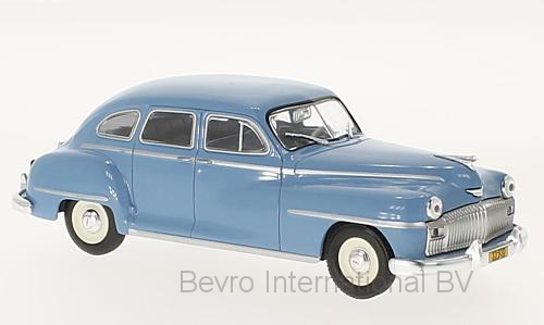 Desoto 4-Door Saloon 1946 Blue