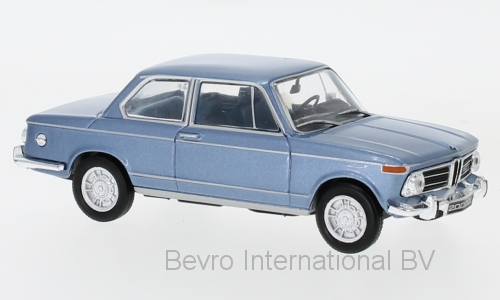 BMW 2002 ti 1968 Blue Metallic