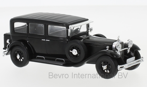 Mercedes-Benz Typ Nurburg 460 1929 Black