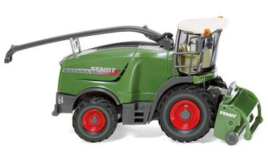 Fendt Katana 65 mit Gras Pick-Up 1:87