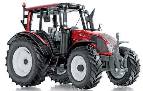 NEU Wiking 88403 Traktor MAN 4R3 verkehrsrot