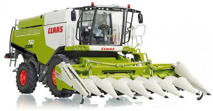 Claas Lexion 760 with Conspeed - WIKING