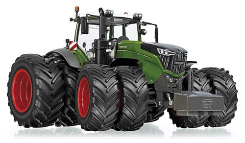 Fendt 1050 Vario with Duals (Nature Green) - WIKING