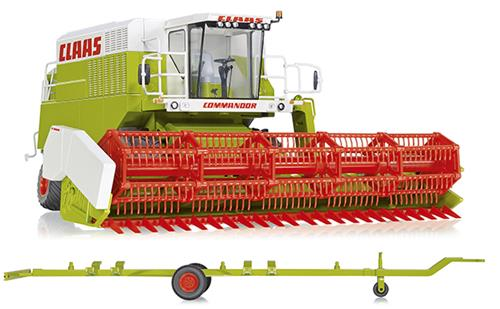 Claas Commandor 116 CS - WIKING
