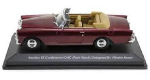 Bentley S2 1961 rood