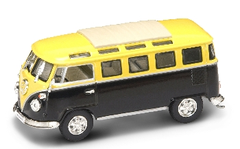 Volkswagen Camper Yellow/Black
